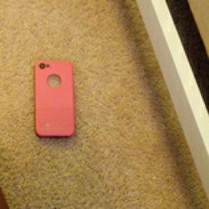 Waterproof iphone5c case